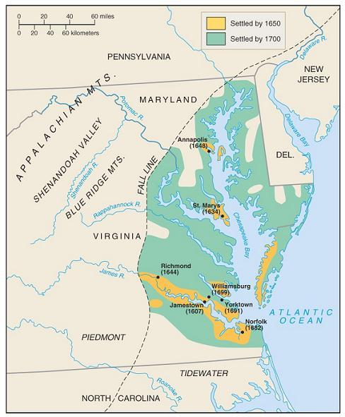 chesapeake region vs new england colonies Body paragraph 2 – new england and chesapeake colonies had political and economic differences-political new england  o mostly industrial region, manufacturing.