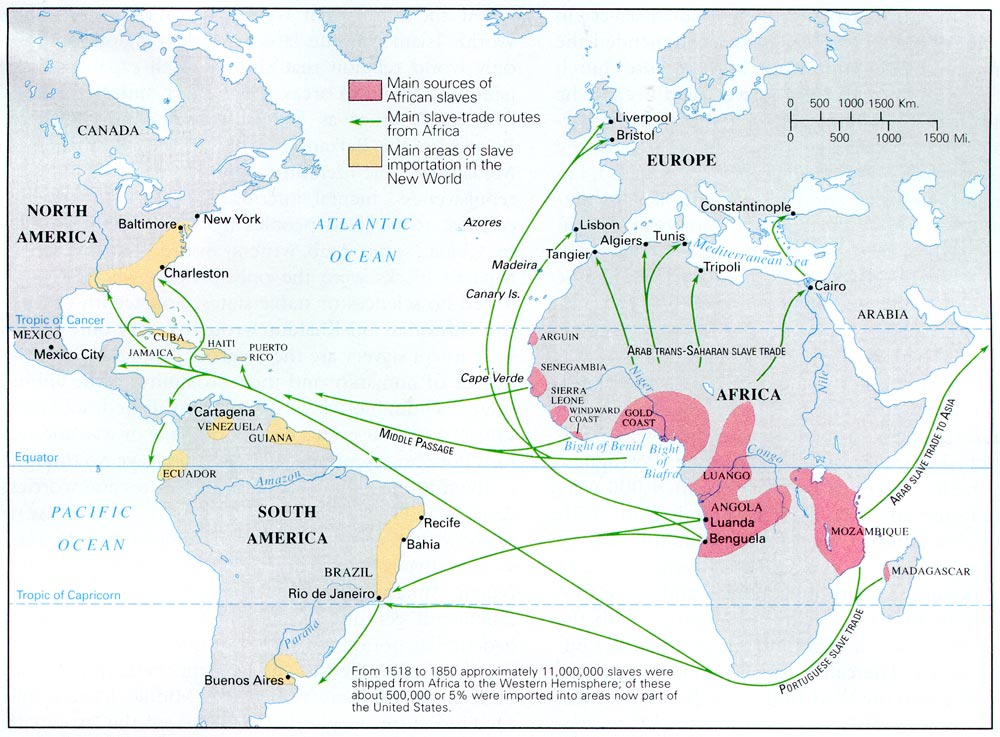 atlantic slave trade thesis Slavery essays / atlantic slave trade effects of the atlantic slave trade the changes in african life during the slave trade era.