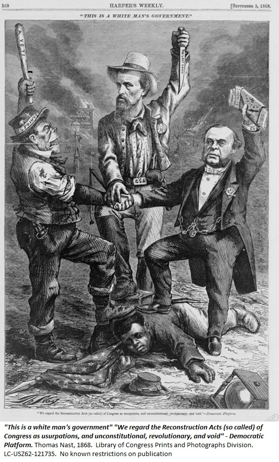 the passing in america during the slavery the reconstruction period and jim crow era The jim crow era was one of struggle  their stories reveal the violence, contradictions, complexities, and even humor that marked life during jim crow.